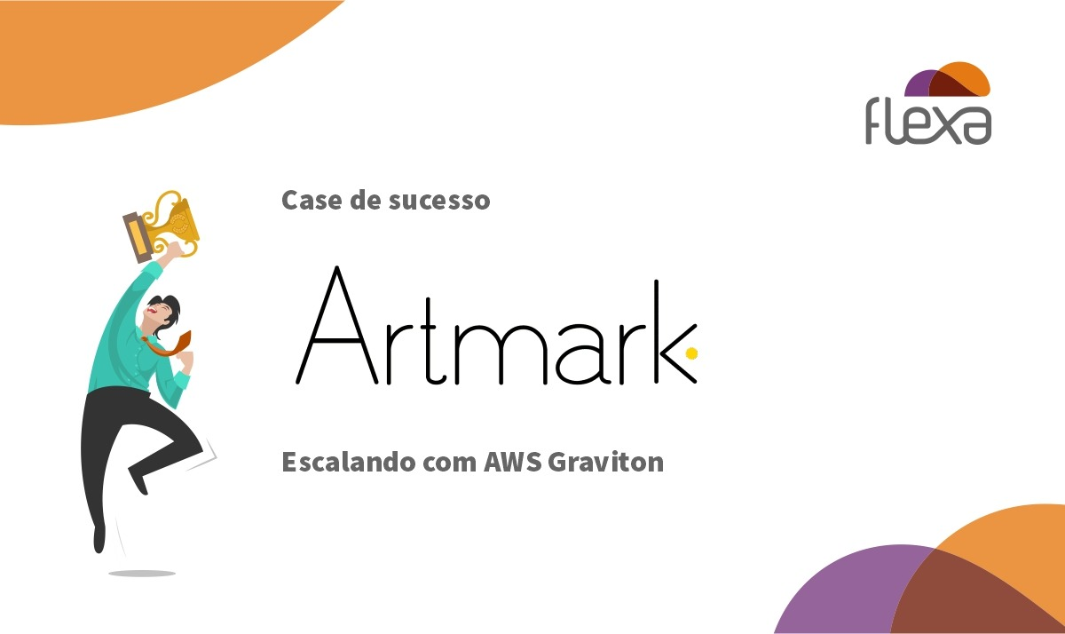 Case Artmark - Flexa Cloud