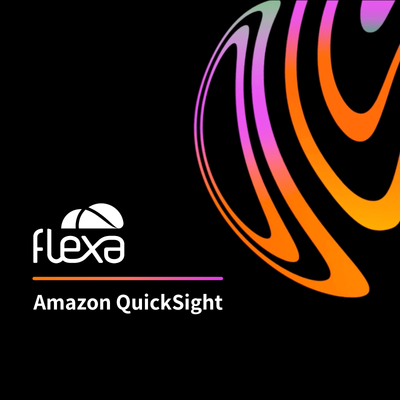 Amazon QuickSight - Flexa Cloud